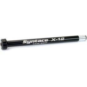 Syntace X-12 Schnellspann-Steckachse 148 raceblack